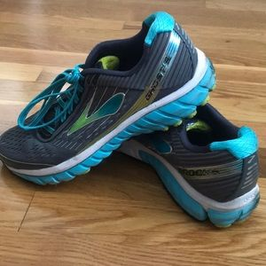 Women's Brooks Running Shoes Ghost 9